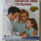 Merriam Webster's Medical Desk Dictionary Revised Edition