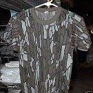 TREEBARK Camo Camoflage Hunting Shirt M 2 shirts