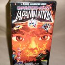 Spaced Out Japanimation 4 Classic VHS Videos ISBN:07396-0012-5