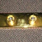 "Harbor Breeze Bright Brass Finish 6 Light - 36"" Bath Bar Model#VB1-6BB #73451"