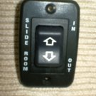 RV Black Electric Slide Out Six Prong Switch #117419 / 198462