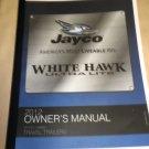 Jayco White Hawk Ultra Lite 2012 Owner's Manual #0221524