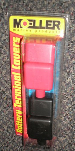 Moeller Marine Product Battery Terminal Covers #99078-10