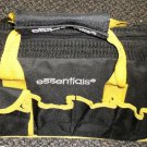 Great Neck Essentials Black Zippered Tool Bag / Bag Only No Strap