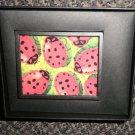 Decorative 360 Night Light In Gift Box : Ladybugs  #005