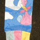 "CBK LTD 60"" Windsock - Stork Carrying A Baby"