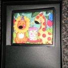 Decorative 360 Night Light In Gift Box : Happy Birthday  #089
