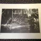 Davis-Panzer Highlander Limited Edition Black & White Print #12