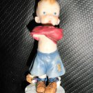 Tots ...Life's Little Blessings Figurine I Can Do It By Graham Miller  # 92003