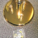 "ITC RV 10"" Interior 3 Bulb Light  #ITC39027S"