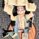 "Westland / Steve Kehrli Great American Pastimes ""Accountant "" Figurine #12072"