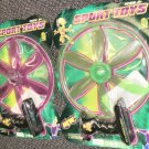 Vidal UFO Sport Toy  Colors : Green Or Purple  #8013