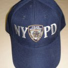 Danelley Headwear Navy NYPD Baseball Cap OSFM