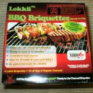 Lokkii BBQ Briquettes Ready To Light Set Of 2