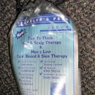 Jason Natural Cosmetics Thin To Thick Hair & Scalp Therapy W/ Men's Line Facial