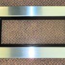 Sharp Carousel Sensor Microwave Convection Door Frame #FCOV-B216MRKO