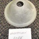 Gustafuson Glass Wall Light / Chandelier Light Shade Globe #9085