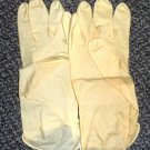 Beige Unlined Latex Gloves Size: X Large / 9  Style: 1UR0414  1 Dozen