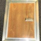 """Challenger Door/ Elixir 16"""" X 12"""" Non Locking Cargo Door Color: Rochester Maple"""