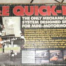 A & E Systems Quick Lift For Toyota Mini Motorhomes Front Sets : Stroke 5 3/4""