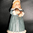 Hamilton Gifts Maud Humphrey Winter Days  Figurine 1987  #H5553