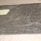 """Brown Speckled Marble Shelf With Mounting Cleat Size: 25 1/8"""" X 11 1/4"""""""