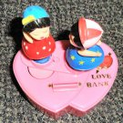 Heartline Cupid Discretion Love Musical Savings Bank
