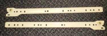 """BRD Supply Almond 16"""" Drawer Slide  Set Of 2 / Left & Right #DS72RV16ACRLC"""