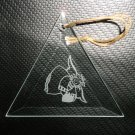 Glass Angel Christmas Ornament #70-400