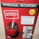 Northern Tool & Equipment Co Novelty Personal Recorder #45166