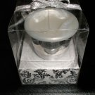 Delta Enterprise Corp. Silver Plated Teddy Bear Sippy Cup #080213917418