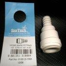 "Sea Tech Hose Barb Fitting 1/2"" CTS X 1/2"" H.B  #013513-1008"