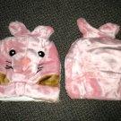 Valentino Imports Bunny Rabbit  Plush Auto Headrest Covers
