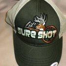 """Buckwear Toddler """"Sure Shot"""" Baseball Cap OSFM"""