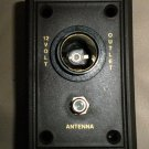 Brown 12 Volt Outlet &  Antenna Hook Up Wall Plate