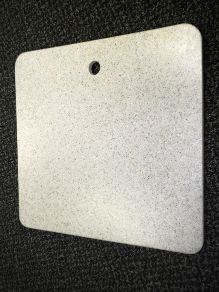 """RV Aurora Speckled Corian Sink Cover Size: 14 15/16"""" X 15 7/8"""" X 3/8"""""""