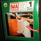 Maxi 1 Automatic Cabinet Bag Closing System #517036 / #5701209000062