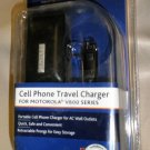 Ativa Cell Phone Travel Charger For Motorola V600 Series #106-095