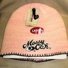 Mossy Oak Ladies Pink Skull Cap OSFM #63164494