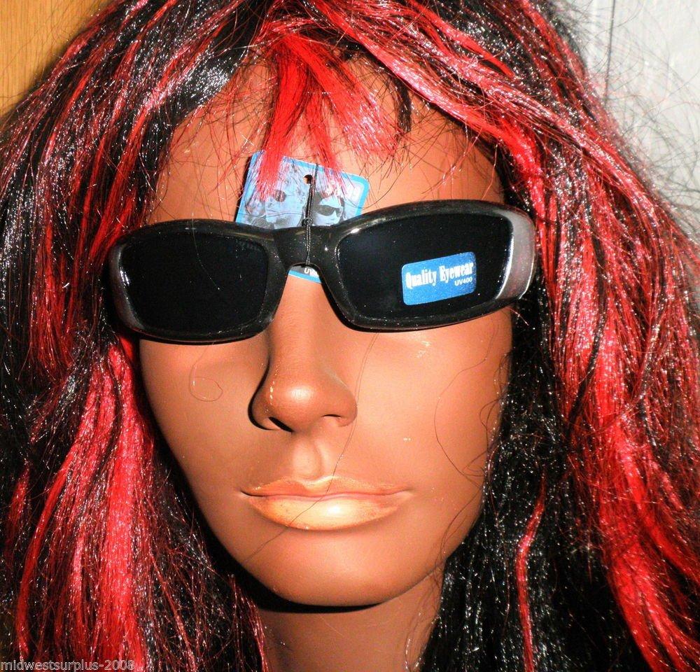 Quality Eyewear UV400 Sunglasses SG41-Color Black / Silver