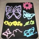 Simply Stamps Flutter Butterflies Set 6 #58409 / #028995584091