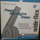 STRAIT FLEX WF-100 4-Inch X 100-Feet Wide Flex 4 Paper Face Composite Tape