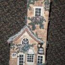 Ivy & Innocence Handmade Resin Towering Cottage #1001