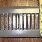 RV Floor vent 4 x 11 1/2  Tan