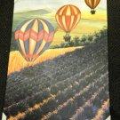 """TSD Hot Air Balloon 24"""" X 36"""" Canvas Painting #89636"""