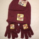 """Madagascar 2 Escape To Africa Hat/Glove Combo """"I'm The Awe In Awesome"""""""