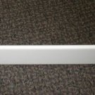 "Newell White Curtain/Valance Pocket Rod 2.5"" 18""-28"" Projects W/ Brackets #A5644"