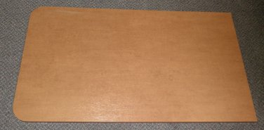 "RV Wood Wall Mount Table Top 22 1/2"" X 39 1/2"" X 5/8"" #TC27620280836"