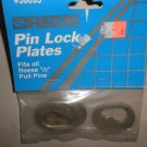 "Reese Fifth Wheel Pin Lock Plates Fits All Reese 1/2"" Pull Pins Set 4 #58093"