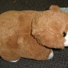 Cuddlee Pets Brown Bear Stuffed Animal / Pillow #01387